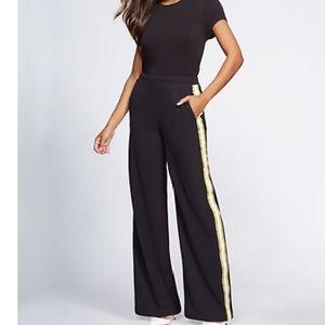 cd530866b448 New York & Company Pants | Racing Stripe Wide Leg | Poshmark